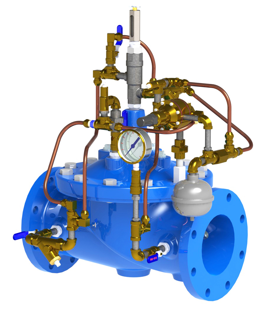 Classification of Pressure Control Valve