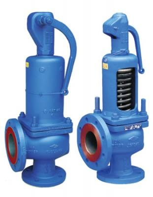 Design Principle of Safety Valve