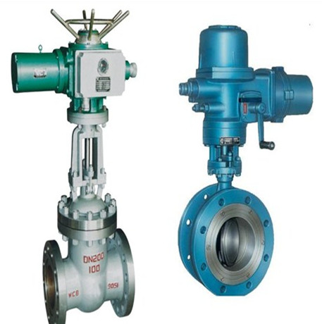 Difference between elec butterfly valve and elec gate valve