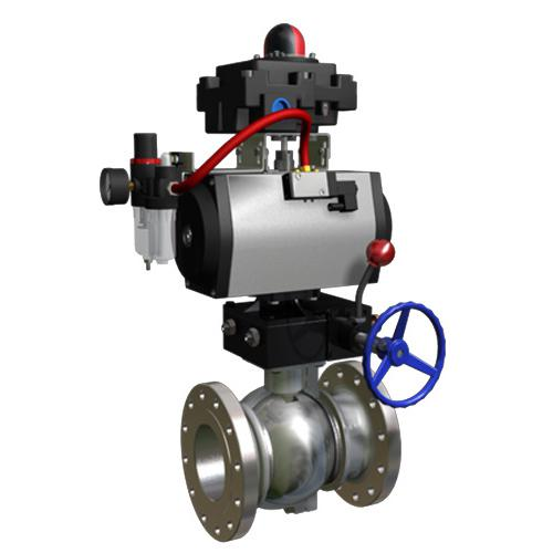 Knowledge of Pneumatic Cut-off Ball Valve