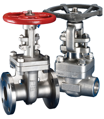 The Operation of Gate Valve