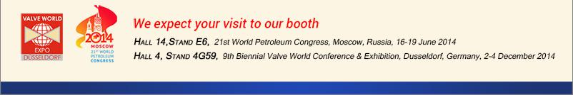 See You at the 21st World Petroleum Congress (WPC) in Moscow This June