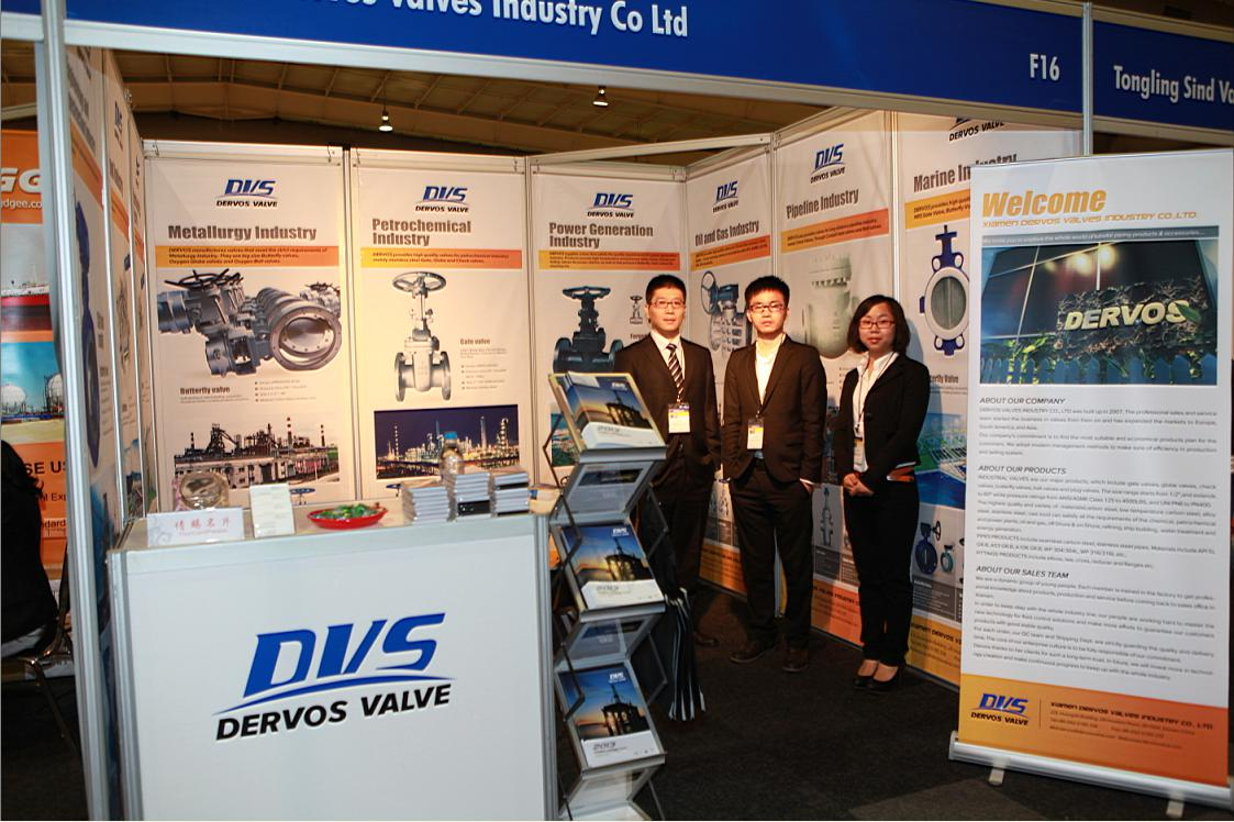 We Are Here For PVPA Exhibition 2013