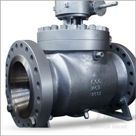 ASME B16.10 Ball Valves, 48 Inch, WCB, 1500#
