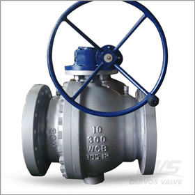Floating Ball Valve, WCB, DN250, PN50