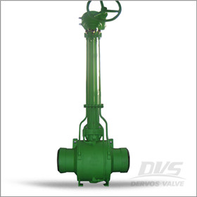 Fully Welded Floating Ball Valve, ASME B16.34