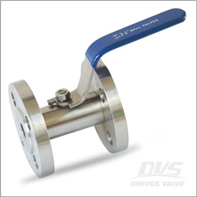 Lever Operated Ball Valve, F304, 1/2 Inch, 600LB