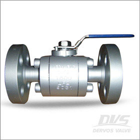 Low Temperature Ball Valve, LF2, 1500 LB, RF
