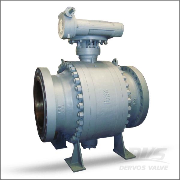 30 inch ball valve