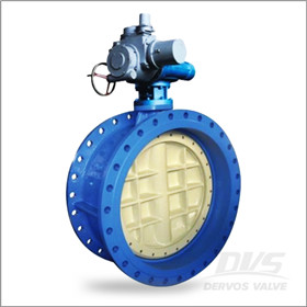 API 598 Flanged Butterfly Valve, 28 Inch, PN20