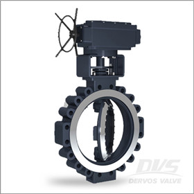 Eccentric Lug Butterfly Valve, 24 Inch, 300LB