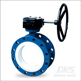 GGG40 Flanged RF Butterfly Valve, PN20, DN350