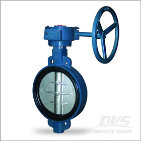 ISO 5752 Wafer Butterfly Valve, GG25, PN10