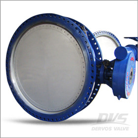 Wafer Butterfly Valve, DN1400, PN6, WCB