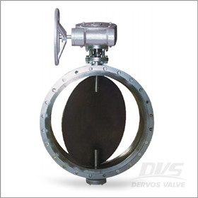 WCB Wafer Butterfly Valve, PN20, DN500
