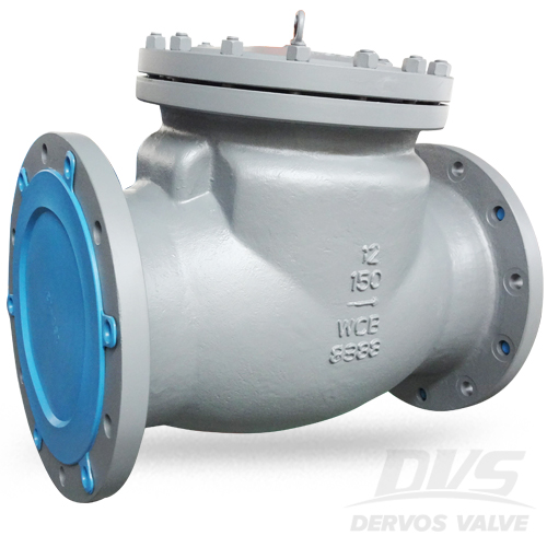 BS1868 Swing Check Valve, CL150, 12 Inch, RF, WCB