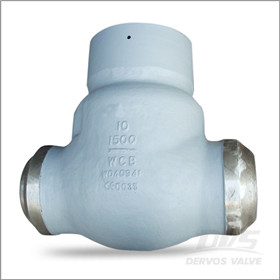 PSB Swing Check Valve, 10 Inch, BW, BS 1868