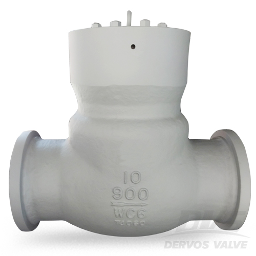 PSB Swing Check Valve, BS 1868, 10 Inch, BW, WC6