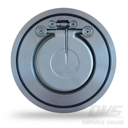 Single Disc Swing Check Valve, Wafer, DN125, PN20