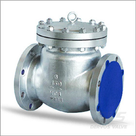 Swing Check Valves, 150LB, 8 Inch, Flanged RF