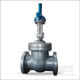 Carbon Steel Gate Valve, 16 Inch, CL600, Flanged