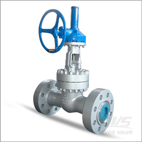 Cast Steel Gate Valves, 6 Inch, CL2500, RF, WCB