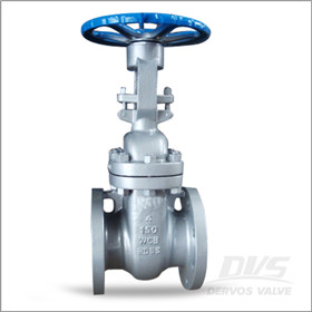 Electric Gate Valve, WCB, 4 Inch, CL150, RF