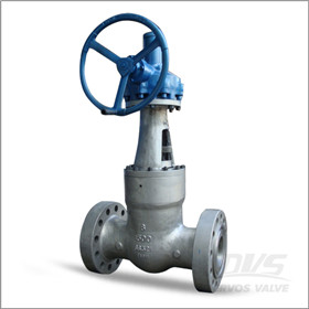 Full Wedge Gate Valve, PSB, 6 Inch, CL1500