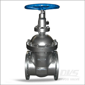 Non Rising Stem Gate Valves, 150LB, 8 Inch, WCB