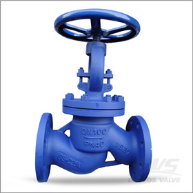 Cast Steel Globe Valves, DIN 3356, DN100, PN40