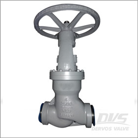 WC9 Alloy Steel Globe Valve, 4 Inch, 2500#