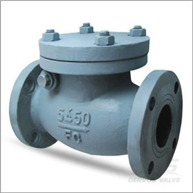 Cast Iron Marine Swing Check Valve, JIS F7372