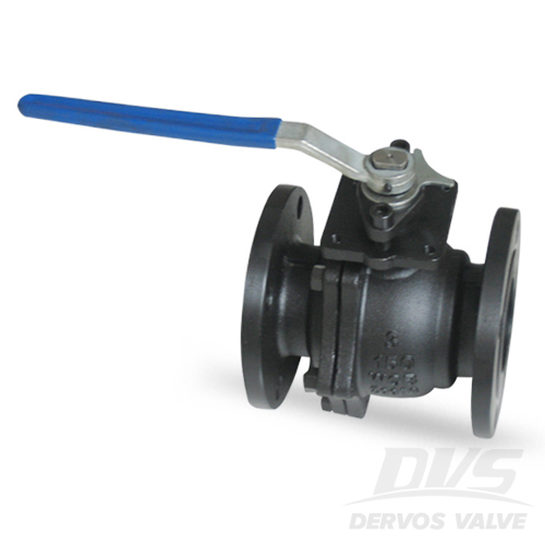 2PCS Ball Valve, 10 Inch, CL150, RF, WCB