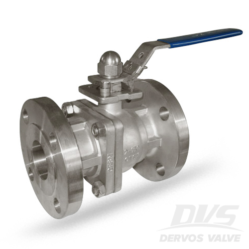 2PCS Ball Valve, 2 Inch, CL150, KS, Flanged, CF8M