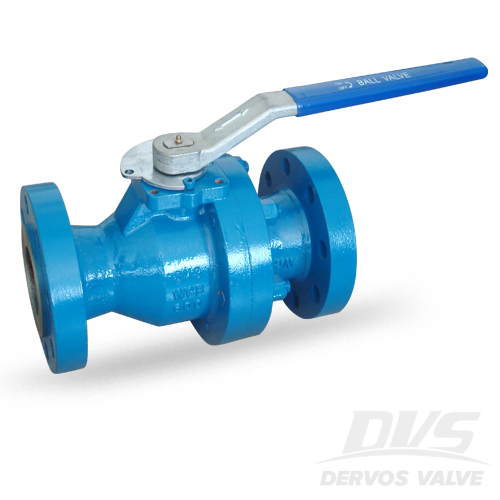 2PCS Ball Valve, 3 Inch, CL600, RF, WCB