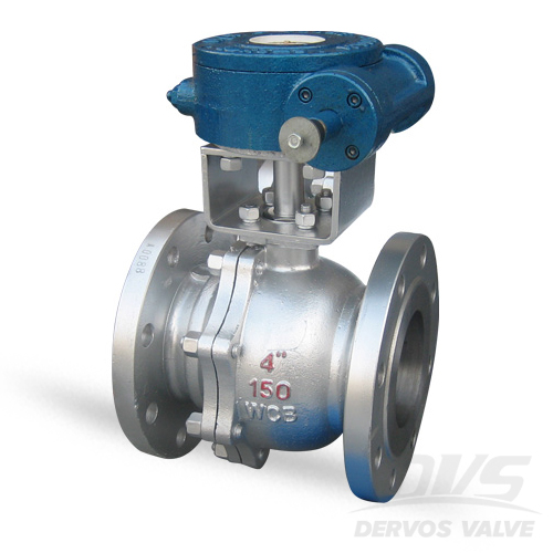 2PCS Ball Valve, 4 Inch, CL150, RF, WCB
