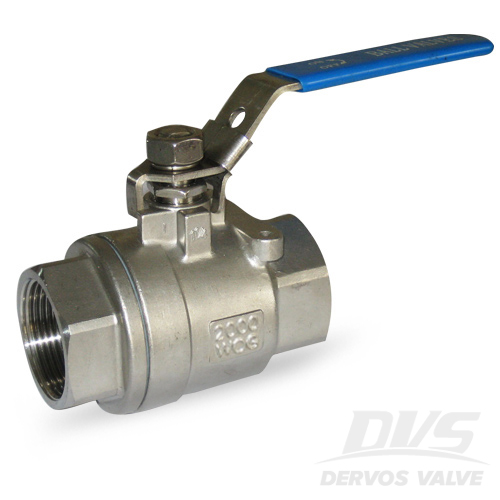 2PCS Ball Valve, 4IN, 300 LB, WCB, RF