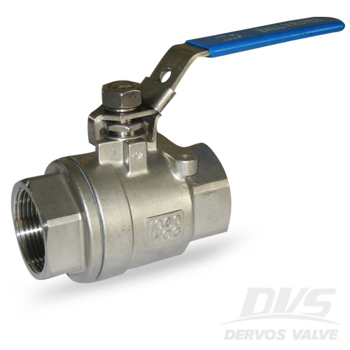 2PCS Ball Valve, 4IN, CL300, RF, CF8