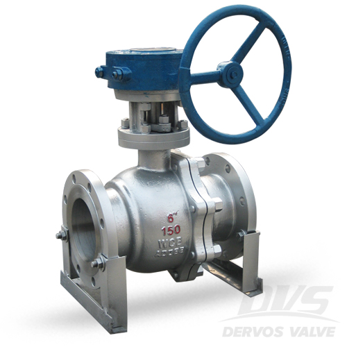2PCS Ball Valve, DN150, CL150, RF, WCB