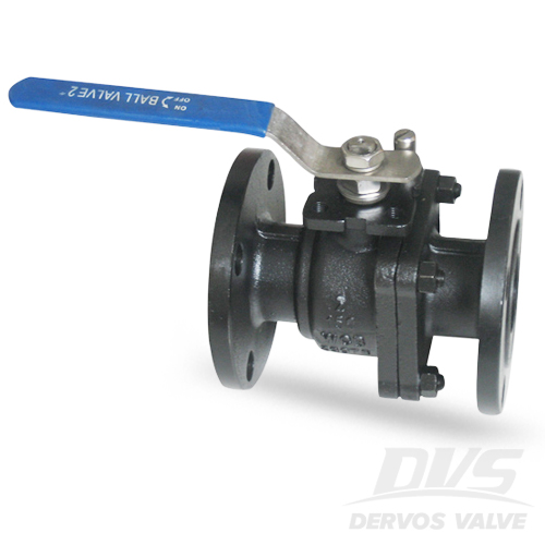 2PCS Ball Valve, DN50, RF, WCB