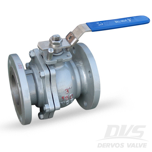 2PCS Ball Valve, DN80, CL150, RF, WCB