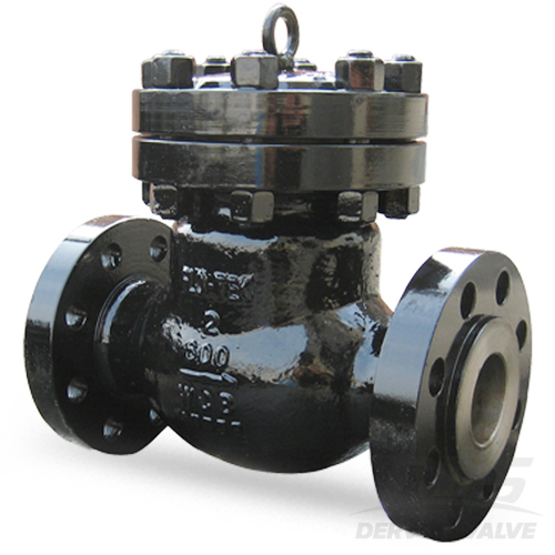 Swing Check Valve, 2IN, CL600, RF, WCB
