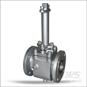 Extension Stem Plug Valve, Jacket, 6 Inch