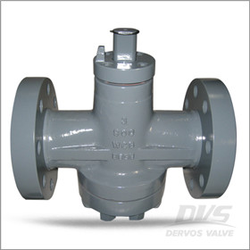 RF Plug Valve, Inverted Type, WCB, CL900